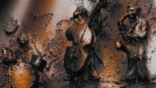 Répertoire chanté - Couverture d'album